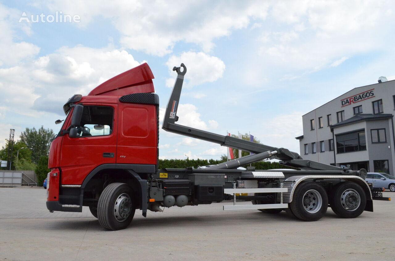 ciężarówka hakowiec VOLVO FM-6X2R FM 420