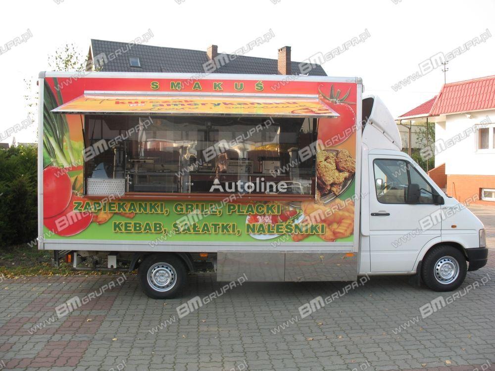 nowa ciężarówka handlowa BMgrupa Food Truck, zabudowa na pojeździe