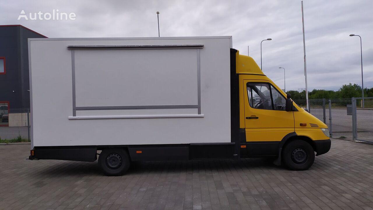 ciężarówka handlowa MERCEDES-BENZ 308D