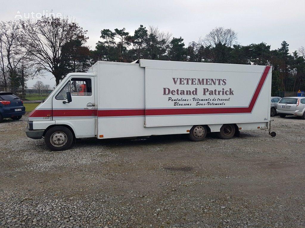 ciężarówka handlowa RENAULT Master T35 Foodtruck Autosklep