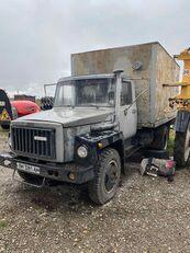 ciężarówka izoterma GAZ 4301