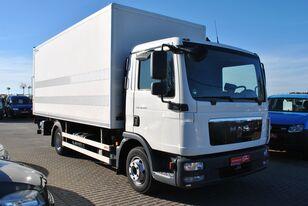 ciężarówka izoterma MAN TGL 10.180 Winda Dautel DL1500S