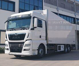 nowa ciężarówka izoterma MAN TGX 26.470 6X2-4 LL