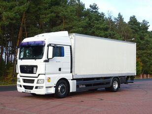 ciężarówka izoterma MAN-VW MAN TGX 18.400