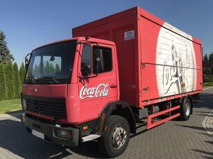ciężarówka izoterma MERCEDES-BENZ 1217 eco power