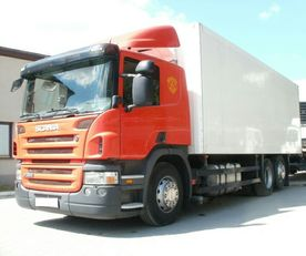 ciężarówka izoterma SCANIA P380