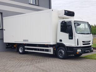 ciężarówka izoterma IVECO EUROCARGO 12T CHŁODNIA WINDA 15EP AGREGAT CARRIER 6,02x2,47x2,15