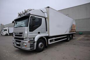 ciężarówka izoterma IVECO IPL STRALIS AT 260S36 Y/P/ZI  Izoterma/ 23 palety