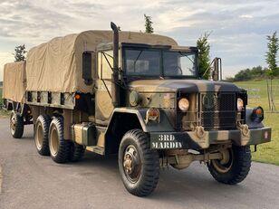 ciężarówka plandeka AM General M35 series + przyczepa plandeka