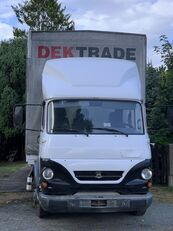 ciężarówka plandeka AVIA DAEWOO 75-EL