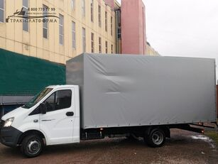 nowa ciężarówka plandeka GAZ  A21R23