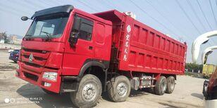 ciężarówka plandeka HOWO 375