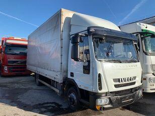 ciężarówka plandeka IVECO 75E18