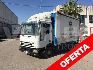 ciężarówka plandeka IVECO EUROCARGO ML100E18