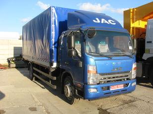 ciężarówka plandeka JAC N120