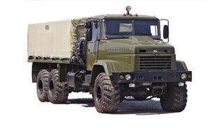 ciężarówka plandeka KRAZ 6322