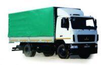 nowa ciężarówka plandeka MAZ 534026