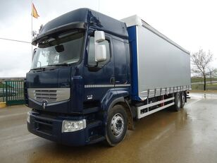 ciężarówka plandeka RENAULT PREMIUM 430