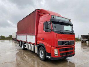 ciężarówka plandeka VOLVO FH13 480HP Hidraulic roof