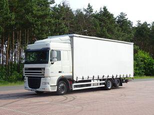 ciężarówka plandeka DAF XF 105.460