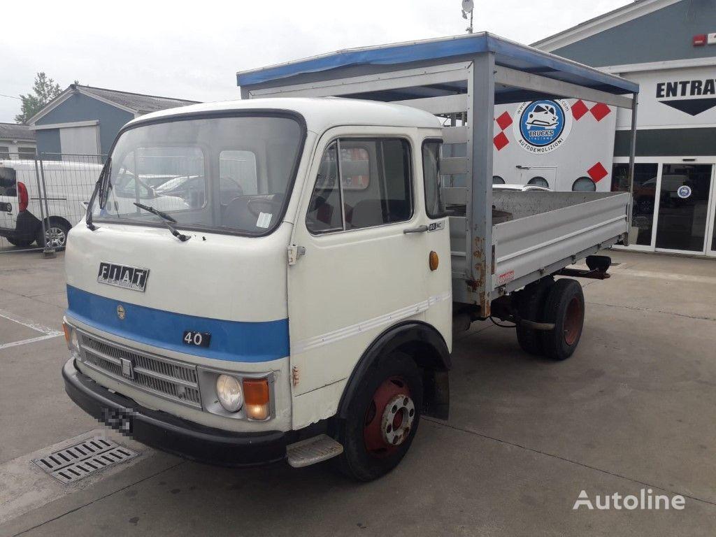 ciężarówka plandeka FIAT 40 NC A 40 PTT