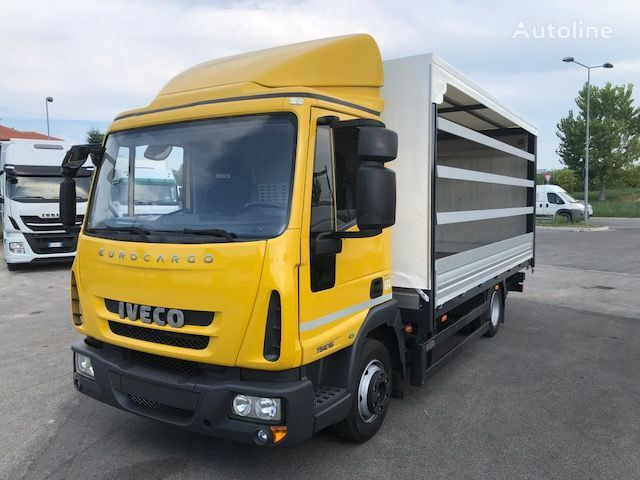 ciężarówka plandeka IVECO EUROCARGO 75E16P