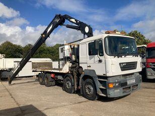 ciężarówka platforma ERF ECS11