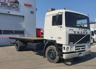 ciężarówka platforma VOLVO F10 360, Full Steel, Euro 2 - M
