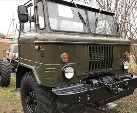 ciężarówka podwozie GAZ 66