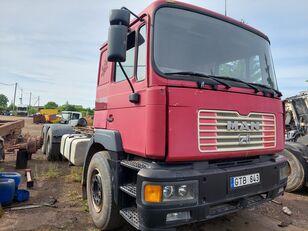 ciężarówka podwozie MAN 26414 6x2