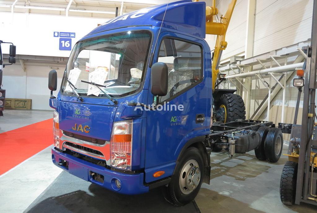 nowa ciężarówka podwozie JAC N56