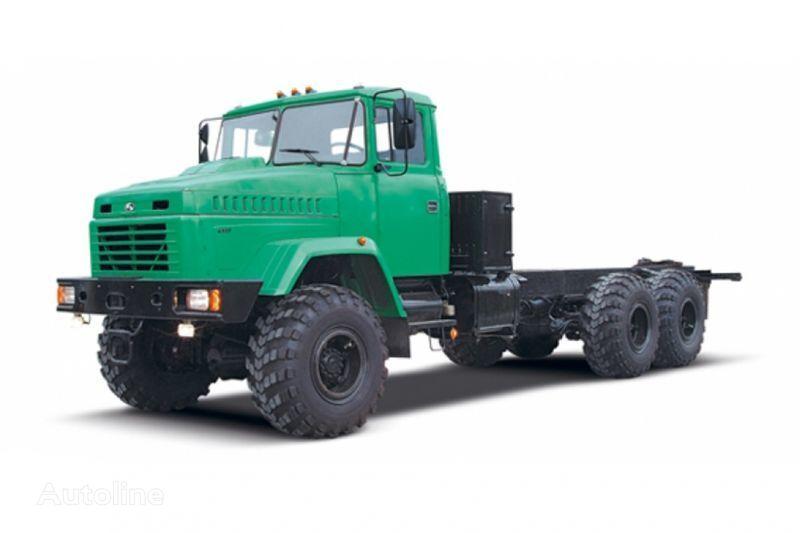 ciężarówka podwozie KRAZ 6322