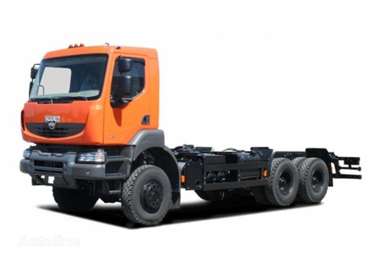 ciężarówka podwozie KRAZ N22.2RX