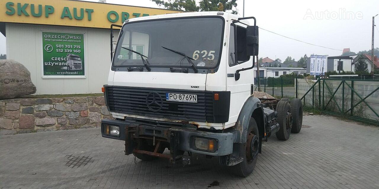 ciężarówka podwozie MERCEDES-BENZ 2224 L SK
