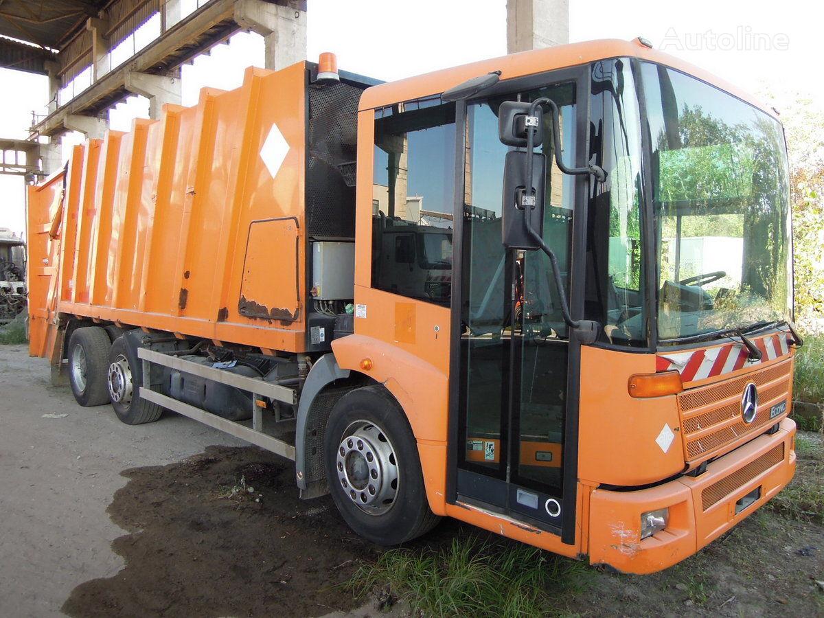 ciężarówka podwozie MERCEDES-BENZ 2628 Econic FOR PARTS na CZĘŚCI na części