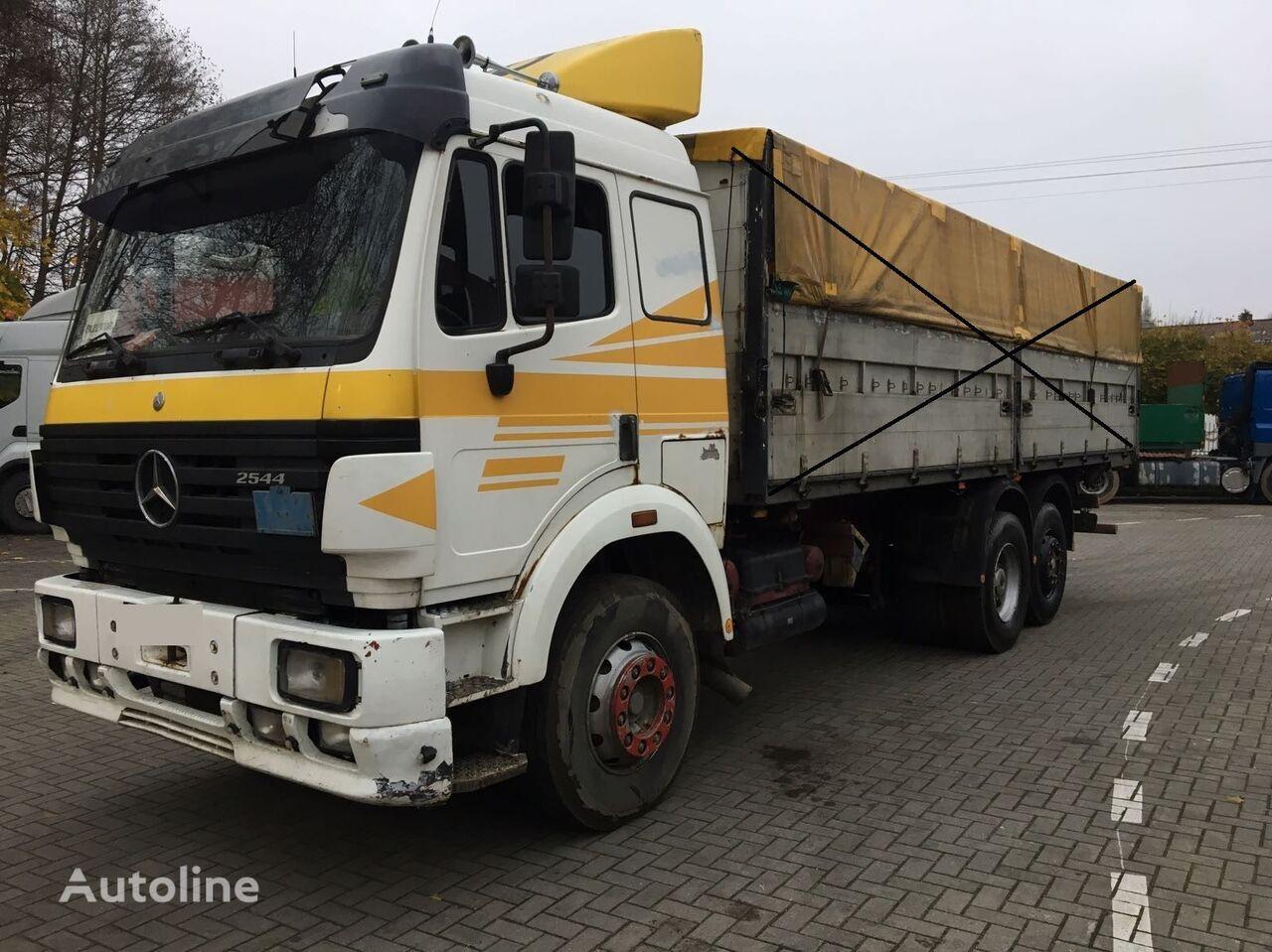 ciężarówka podwozie MERCEDES-BENZ SK 2544