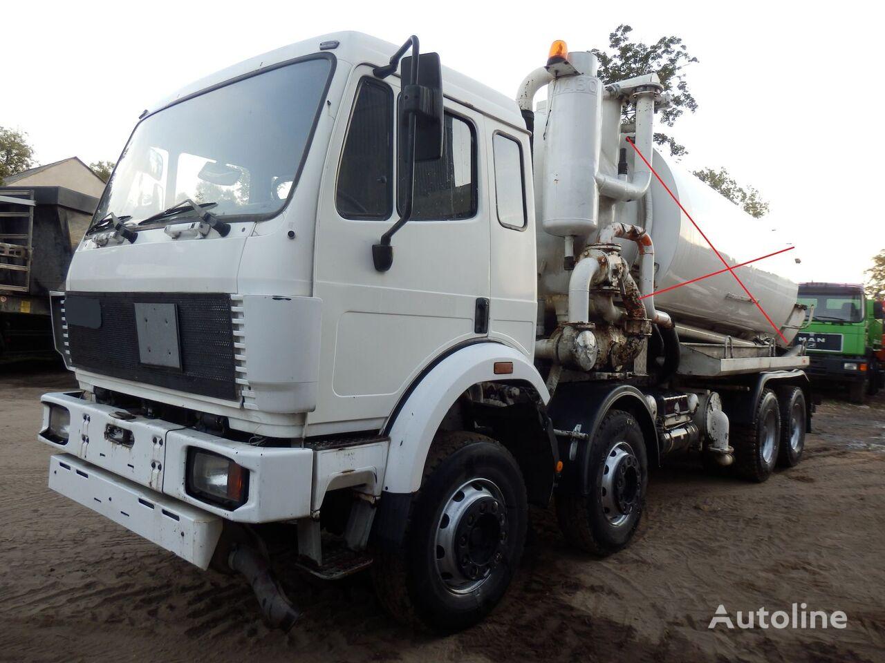 ciężarówka podwozie MERCEDES-BENZ SK 3229 V8 8x4 FULL SPRING
