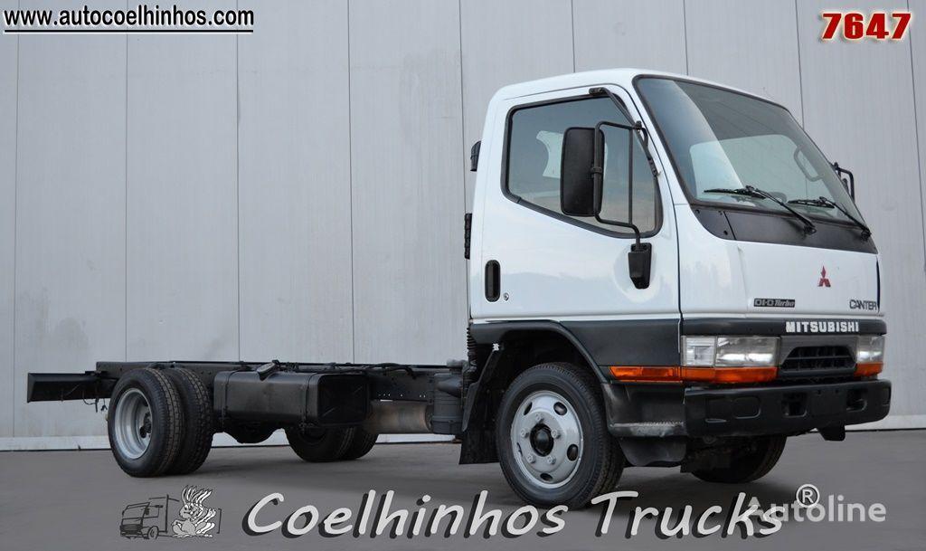 ciężarówka podwozie MITSUBISHI Canter FE534 DiD-Turbo