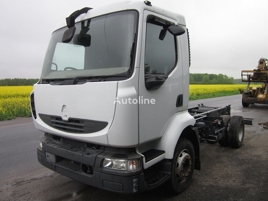 nowa ciężarówka podwozie RENAULT Midlum 220