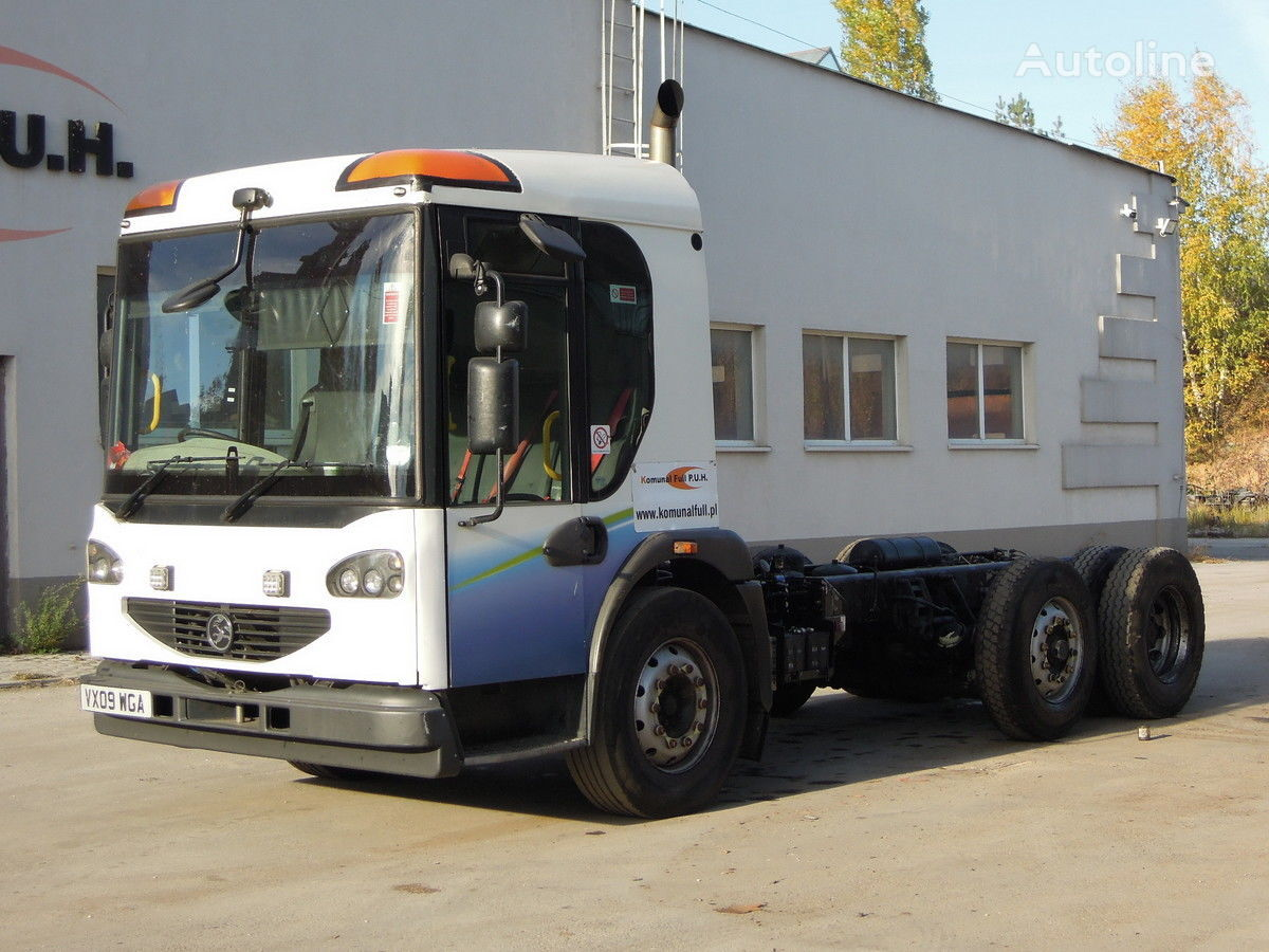 ciężarówka podwozie VOLVO Dennis FE300