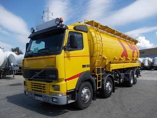 ciężarówka silos VOLVO FH 12 420 DO PRZEWOZU PASZY !!!