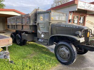 ciężarówka wojskowa GMC 1942   CCKW 353 with winch