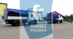 nowa ciężarówka wojskowa KAMAZ 6x6 SERWISOWO-WARSZTATOWY