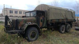 ciężarówka wojskowa MAGIRUS-DEUTZ JUPITER na części