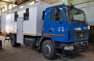 nowa ciężarówka wojskowa MAZ 5340