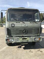 ciężarówka wojskowa MERCEDES-BENZ 1017  4x4  KIPPER