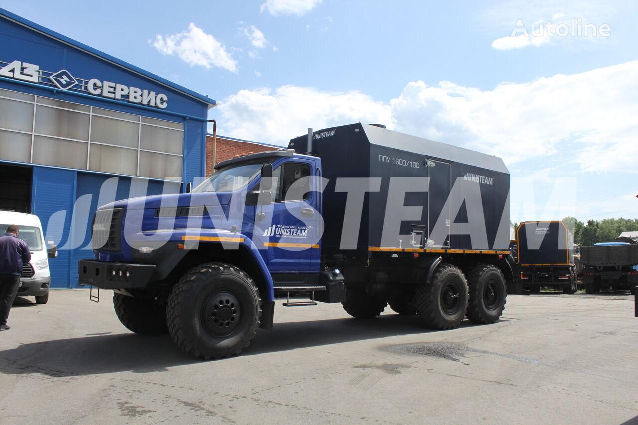 nowa ciężarówka wojskowa UNISTEAM PPUA 1600/100 serii UNISTEAM-M1 URAL NEXT 4320