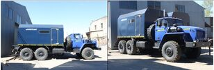 nowa ciężarówka wojskowa URAL Паропромысловая установка ППУА-1600/100 на шасси Урал 4320