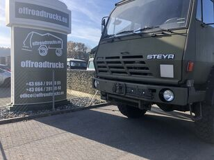 ciężarówka wojskowa STEYR 1291.320 P43/M 4x4 Pritsche mit Plane