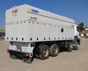 nowa ciężarówka wojskowa TEKFALT basFALT Binding Agent Spreader